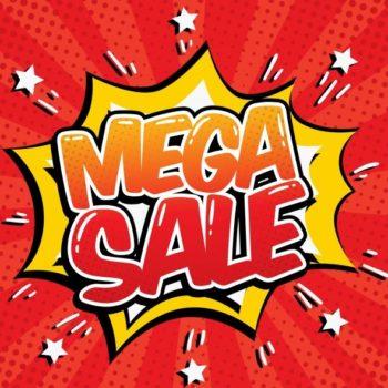 Mega Sale Τιμές❗